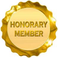 Honorary Membership Reminder - Harmony, Inc.