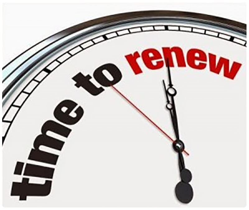 Membership Renewals, Area Dues, And YOU!